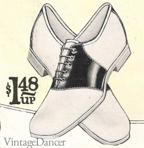1920 saddle shoes girls women