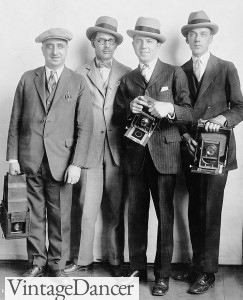 White House News Reporters, mid 20's