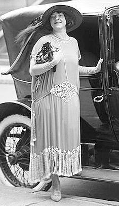 1920s plus size fashion