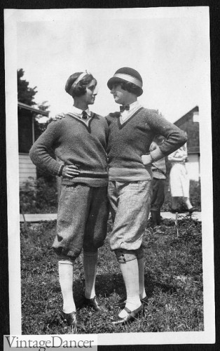 1920s hiking clothes