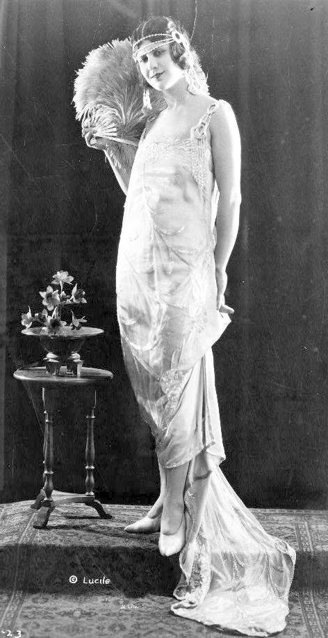 1920s Evening Dresses History By Year