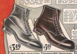 1920's Teenagers Mens Fashion – Suit, Shoes, & Hats with Pictures