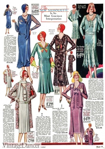 The History Of Fashions Uk