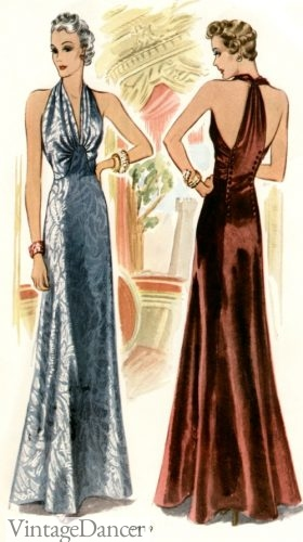 what did women wear in the 1930s 1930s fashion guide