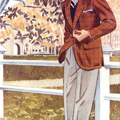 1930s Mens Casual Fashion