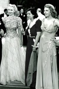 1940 evening dresses- Wow!