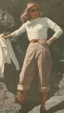 1940s hiking clothing
