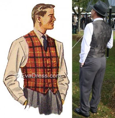 Mens Vintage Sewing Patterns