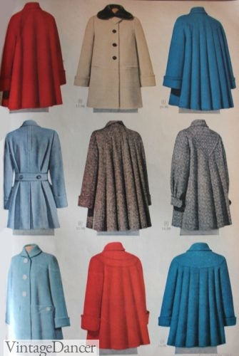 1958 Marvelous Mrs Maisel coats jackets