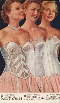 1958 merry window corsets