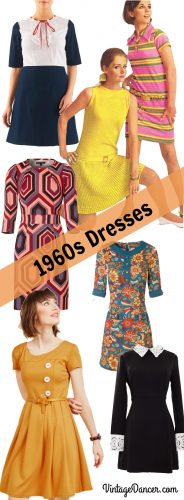 1960s mod dresses for sale