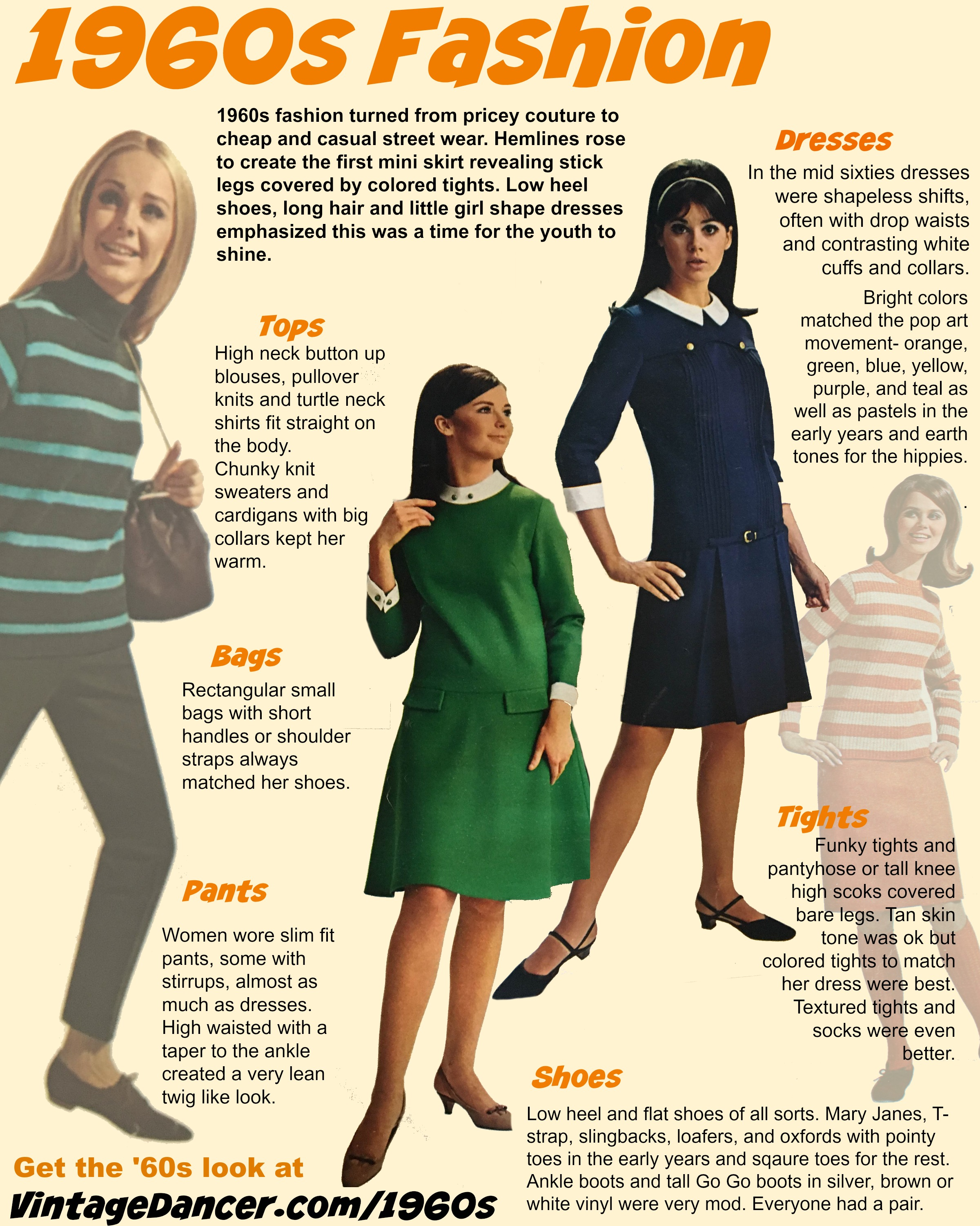 1960s style clothing amp 60s fashion