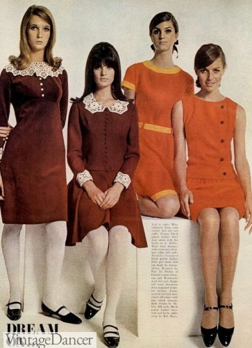21915caea6 1960s Dresses - A Rainbow of 50 Dresses (Pictures)
