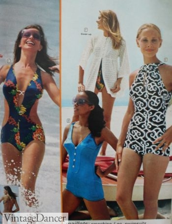 1973 bathing suits