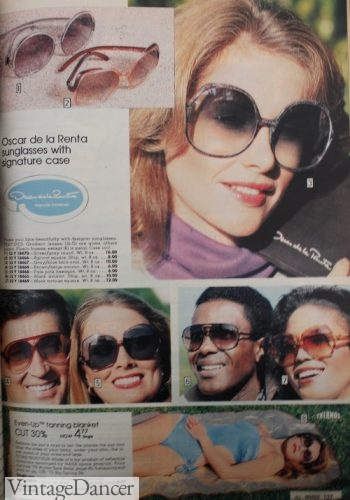 70s sunglasses, 1979 sunglasses