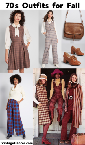 70s outfits for all 2019 fashion trends