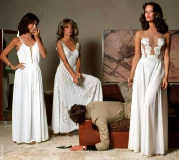 Charlie's Angels in Halston Gowns