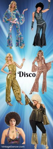 Disco Costumes! Saturday Night Fever Lives!