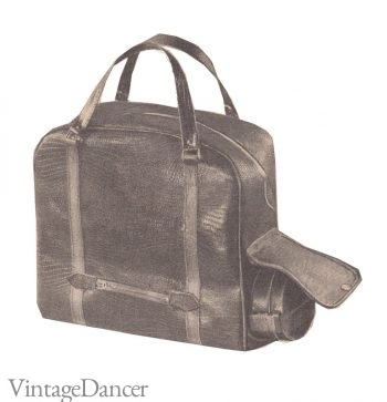 1940s gas mask handbag