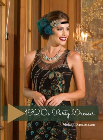 1930s style evening dresses for sale