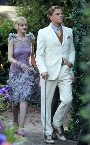 Great Gatsby White suit
