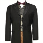 Steampunk mens jackets, suits, coats