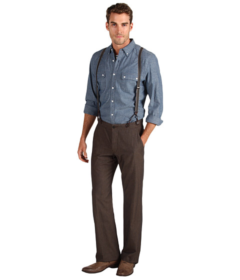 Men's casual vintage inspired 20s look